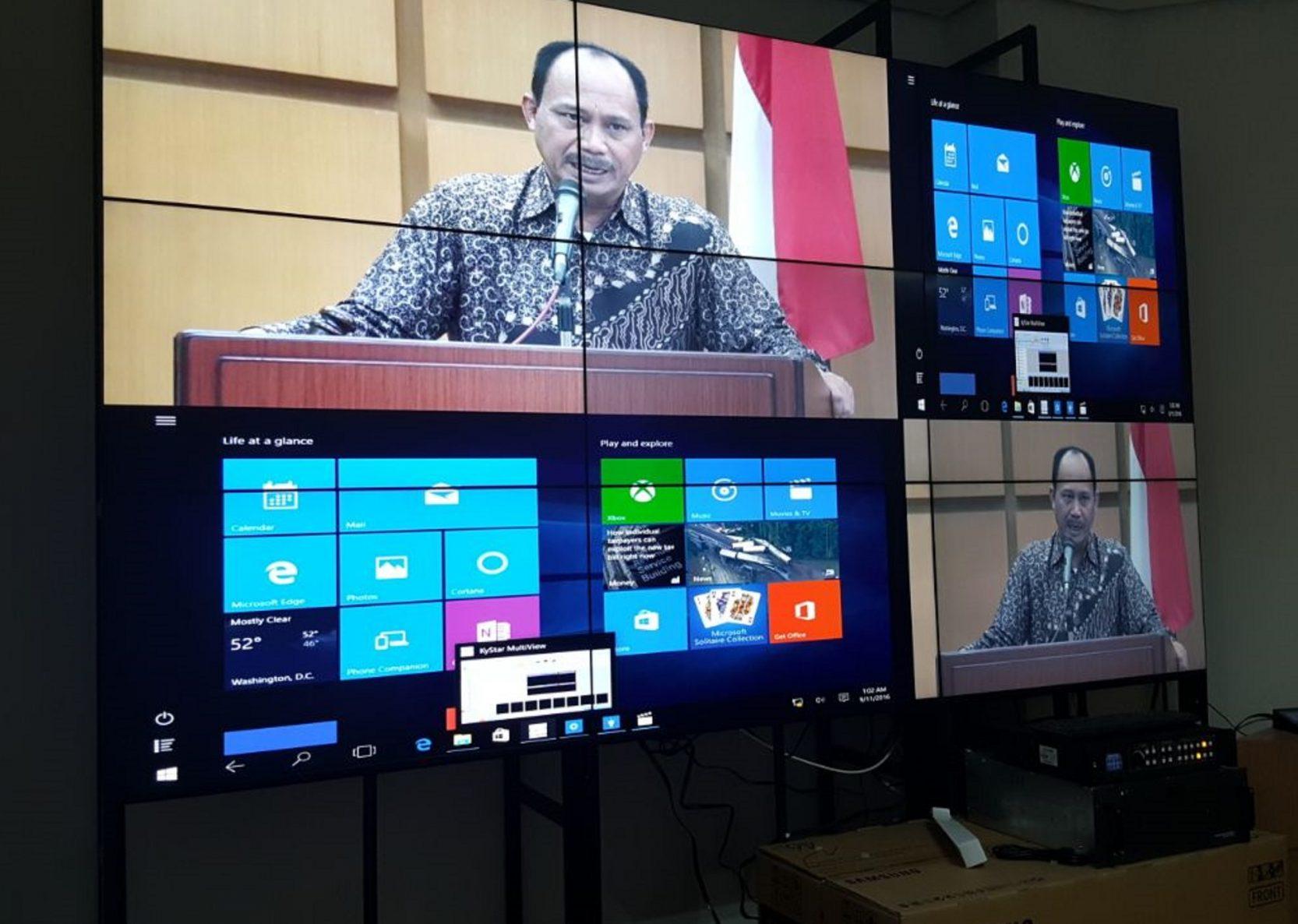 Sewa Videotron Bandung Murah