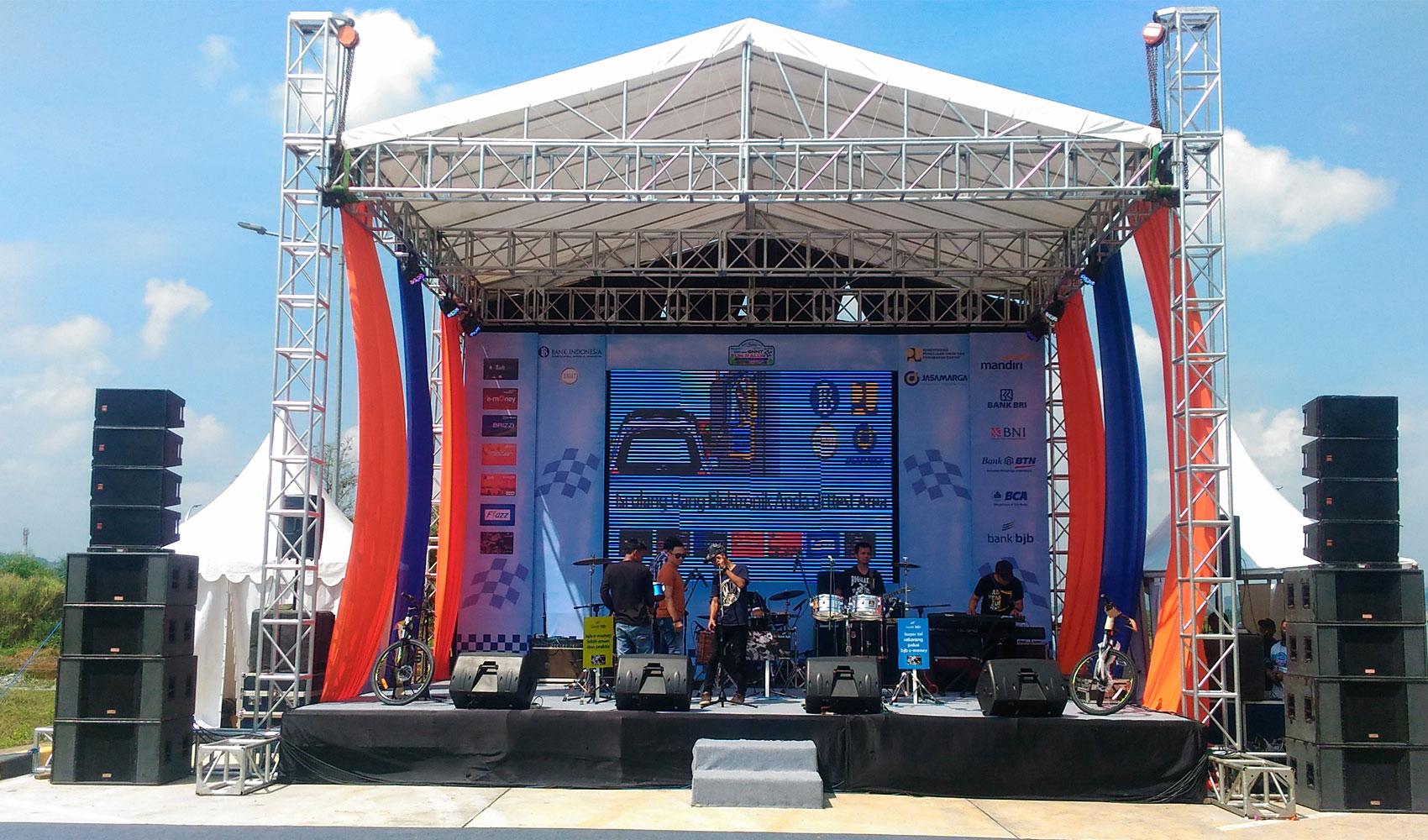 Rental Led di Bandung Berpengalaman